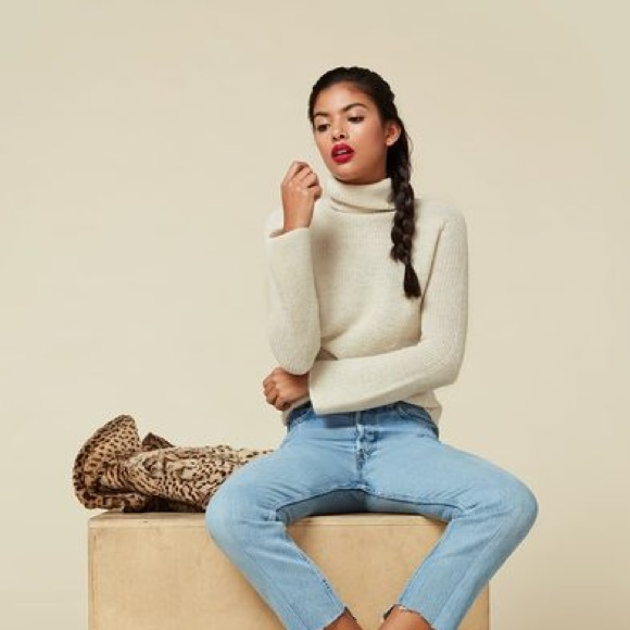 Reformation Sweaters Sale Cordelia Alpaca Sweater Xs Poshmark